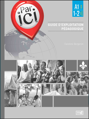 PAR ICI – Teacher's guidebook A1 / 1-2